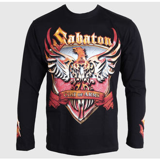 t-shirt metal men's Sabaton - First To Fight - CARTON - LS_396