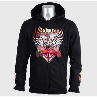 hoodie men's Sabaton - First To Fight - CARTON, CARTON, Sabaton