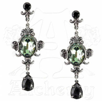 earrings ALCHEMY GOTHIC - Queen of the Night, ALCHEMY GOTHIC