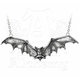 necklace ALCHEMY GOTHIC - Gothic Bat - P121