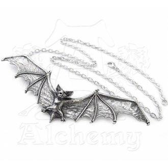necklace ALCHEMY GOTHIC - Gothic Bat - P121