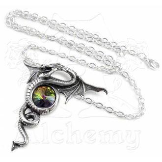 necklace ALCHEMY GOTHIC - Anguis Aeternus - P346
