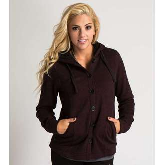 hoodie women's - COLD OUTSIDE - METAL MULISHA, METAL MULISHA
