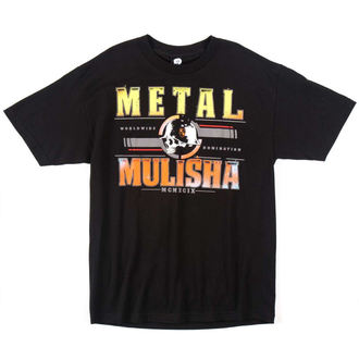 t-shirt street men's - PULSE - METAL MULISHA, METAL MULISHA