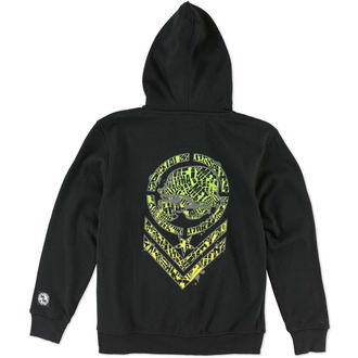 hoodie children's - FUEL ZIP - METAL MULISHA, METAL MULISHA