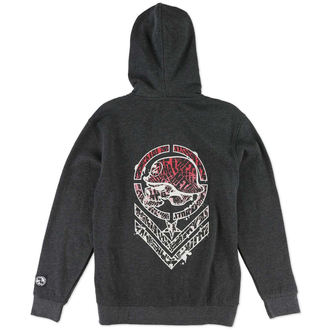 hoodie children's - FUEL ZIP - METAL MULISHA, METAL MULISHA