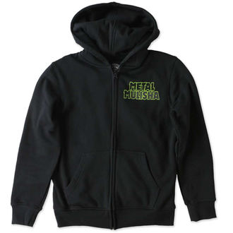 hoodie children's - TAG ZIP - METAL MULISHA, METAL MULISHA