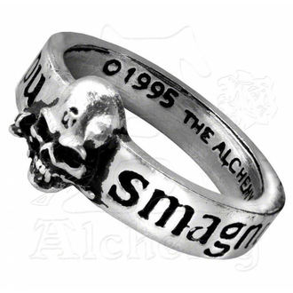 ring ALCHEMY GOTHIC - Great Wish, ALCHEMY GOTHIC