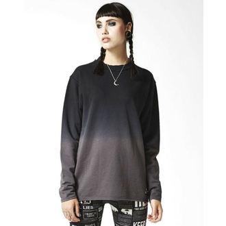 sweatshirt (no hood) women's unisex - Fade To Black - DISTURBIA, DISTURBIA
