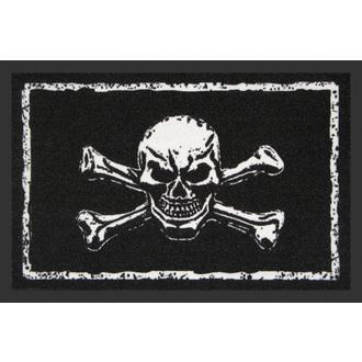 doormat ROCKBITES - Skull And Bones - 100850