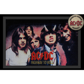 doormat AC / DC - Fotomatte Higway It ... - ROCKBITES, Rockbites, AC-DC