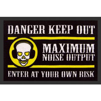 doormat ROCKBITES - Danger Keep Out, Rockbites