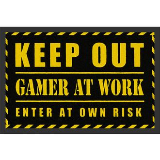 doormat ROCKBITES - Gamer At Work, Rockbites