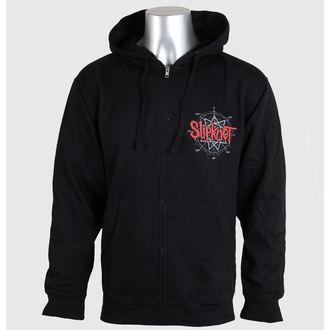 hoodie men's Slipknot - Skull Back - BRAVADO, BRAVADO, Slipknot