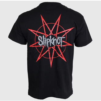 t-shirt metal men's Slipknot - THE NEGATIVE ONE GRAPHIC GOAT - BRAVADO - 15092219