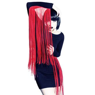 dress women KILLSTAR - Huntress - Black / Red