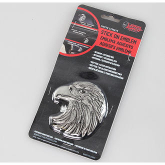 decoration (to car) LETHAL THREAT - Eagle Head Emblem (Eagle Beak Facing Left), LETHAL THREAT