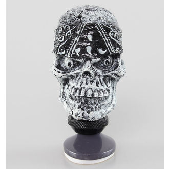 decoration (head gear lever) LETHAL THREAT - Skull Head Shift Knob, LETHAL THREAT