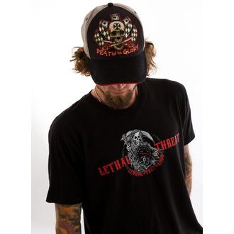 t-shirt hardcore - - LETHAL THREAT - LT20270