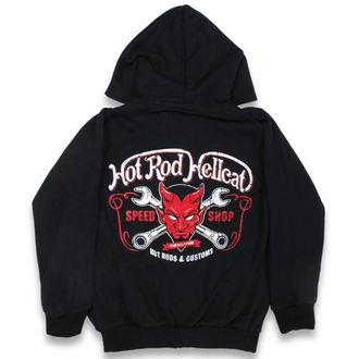 hoodie children's - Devil - SIX BUNNIES, SIX BUNNIES