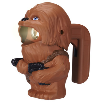 flashlight Star Wars - Chewbacca, NNM