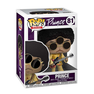 Caricature figure Prince - POP! - 3rd Eye Girl, POP