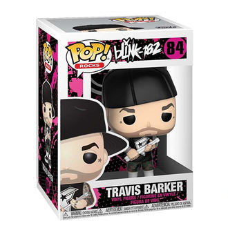 Caricature figure Blink 182 - POP! - Travis Barker, POP, Blink 182