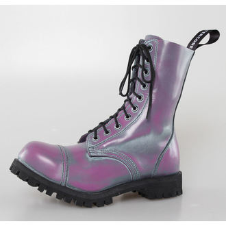 boots ALTER CORE - 10 eyelets - Purple Rub-Off, ALTERCORE