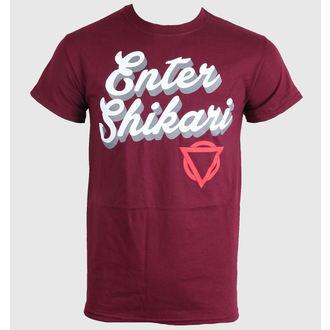 t-shirt metal men's Enter Shikari - Script - LIVE NATION, LIVE NATION, Enter Shikari