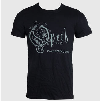 t-shirt metal men's Opeth - Pale Communication Logo - LIVE NATION, LIVE NATION, Opeth