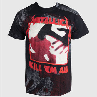t-shirt metal men's Metallica - In - LIVE NATION, LIVE NATION, Metallica