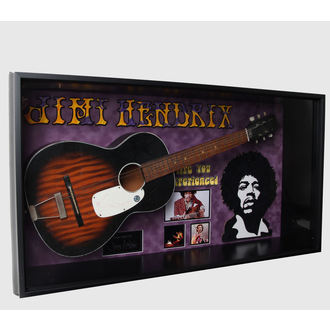 guitar with signature Jimi Hendrix, ANTIQUITIES CALIFORNIA, Jimi Hendrix