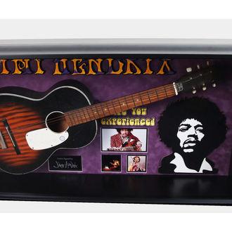 guitar with signature Jimi Hendrix, ANTIQUITIES CALIFORNIA, Jimi Hendrix