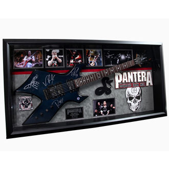 guitar with signature Pantera - 1458796
