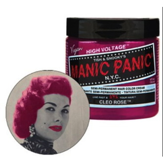 color to hair MANIC PANIC - Classic - Cleo Rose