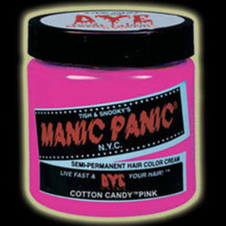 color to hair MANIC PANIC - Classic - Cotton Candy Pink
