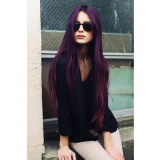 color to hair MANIC PANIC - Classic - Deep Purple Dream