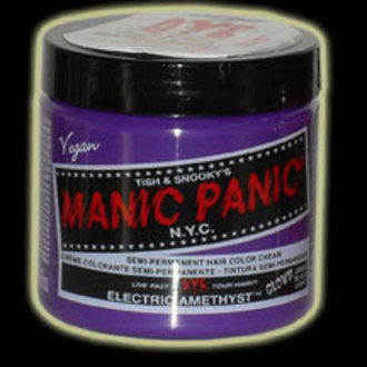 color to hair MANIC PANIC - Classic - Electric Amethyst