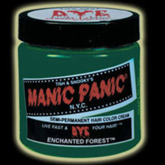 color to hair MANIC PANIC - Classic - Enchanted Forrest