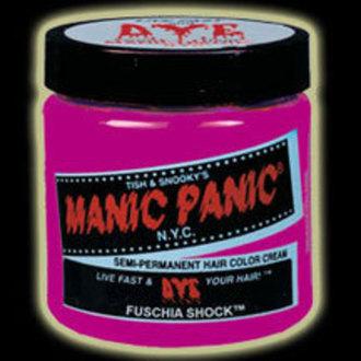 color to hair MANIC PANIC - Classic - Fuschia Shock