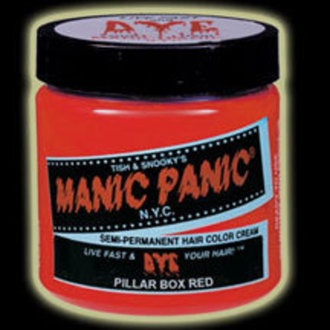 color to hair MANIC PANIC - Classic - Pillarbox Red