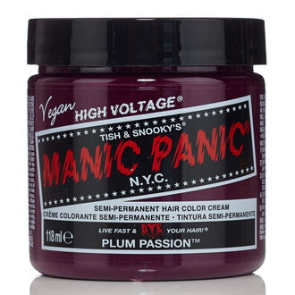 color to hair MANIC PANIC - Classic - Plum Passion