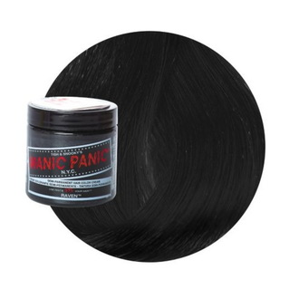 color to hair MANIC PANIC - Classic - Raven