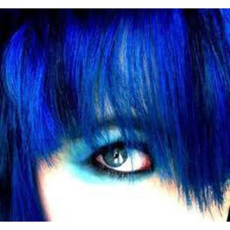 color to hair MANIC PANIC - Amplified - After Midnight Blue