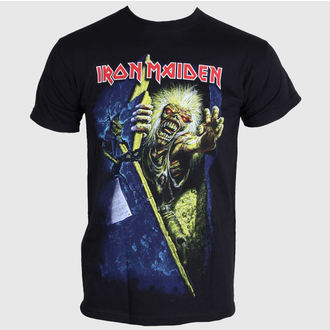 t-shirt metal men's Iron Maiden - No Prayer - ROCK OFF