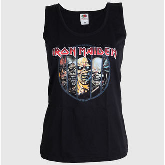 top women Iron Maiden - Evolution - IMVEST02