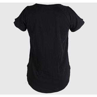 t-shirt metal women's Iron Maiden - Logo - ROCK OFF, ROCK OFF, Iron Maiden