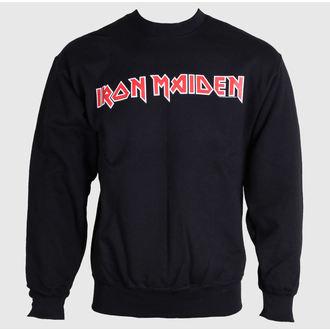 hoodie men's Iron Maiden - Logo - ROCK OFF, ROCK OFF, Iron Maiden