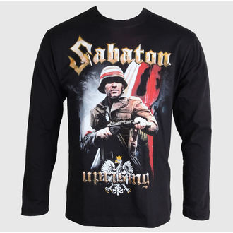t-shirt metal men's Sabaton - Uprising - CARTON - 395