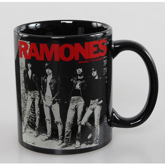 cup Ramones - Rocket to Russial - ROCK OFF - RAMUG03